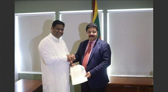 Varghese Kurian Appointed Adviser to Sri Lankan Ministry
